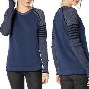 NWT PrAna Cadot Nautical Pullover Sweater Small
